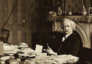 Mark Twain - a Real OG