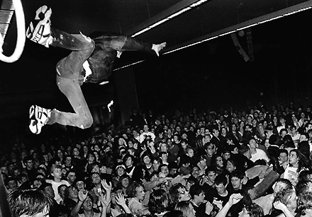 How to have a blast diving head first into the mosh pit of - Nirvana dive lyrics ...
